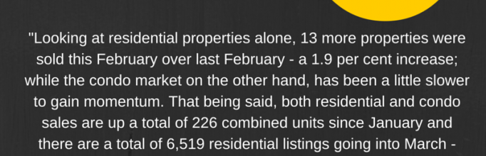 Resale buyers brave the February freeze